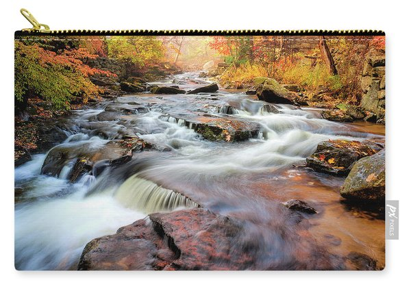 Fall At Gunstock Brook II Carry-all Pouch