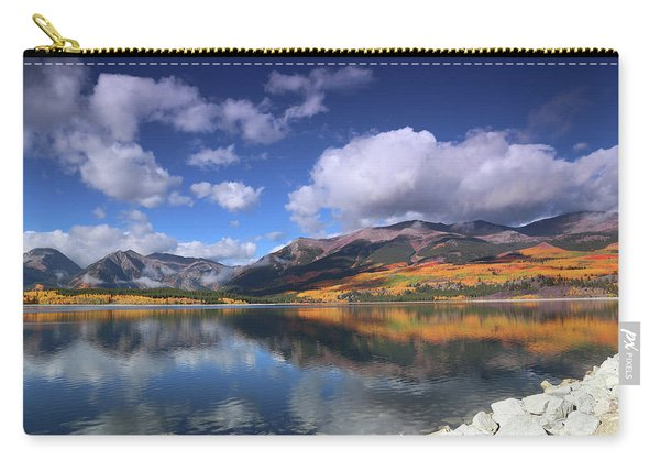 Fall At Twin Lakes Carry-all Pouch