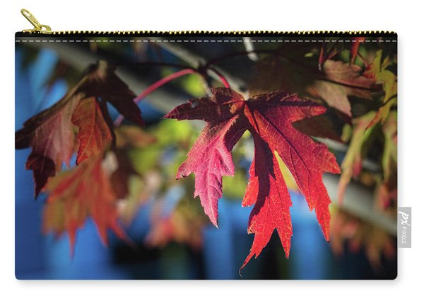 Fall Color 5528 19 Carry-all Pouch