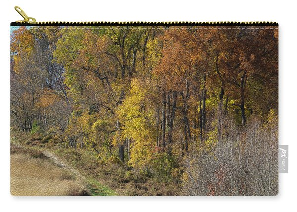 Fall Colors As Oil Carry-all Pouch