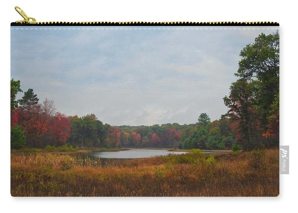 Fall Colors At Gladwin 4459 Carry-all Pouch