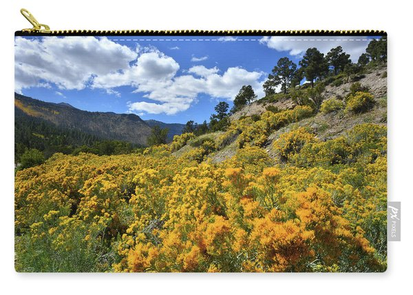 Fall Colors Come To Mt. Charleston Carry-all Pouch