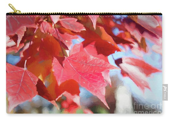 Fall Colors Oil Carry-all Pouch
