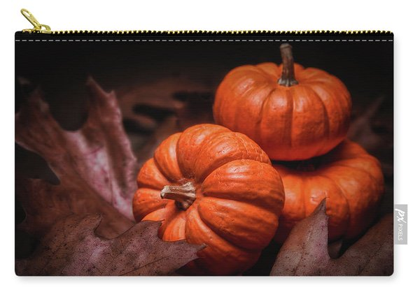 Fall Fruits Carry-all Pouch