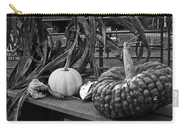Fall Gourds Carry-all Pouch