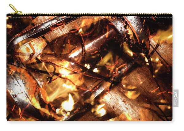 Fall In Fire Carry-all Pouch