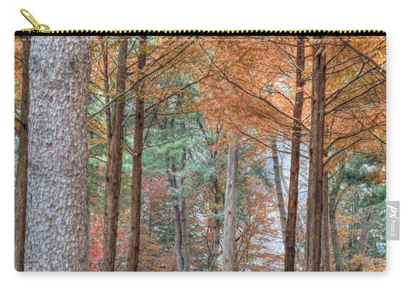 Fall In Korea Carry-all Pouch