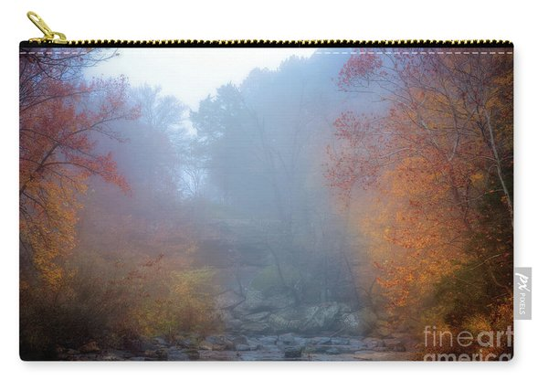 Fall In The Fog Carry-all Pouch