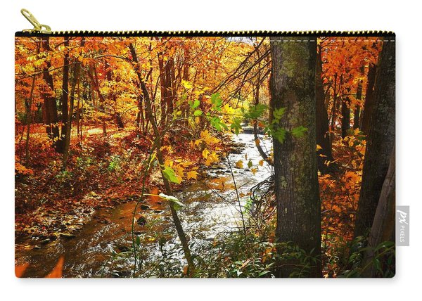 Fall In The Mountains Carry-all Pouch