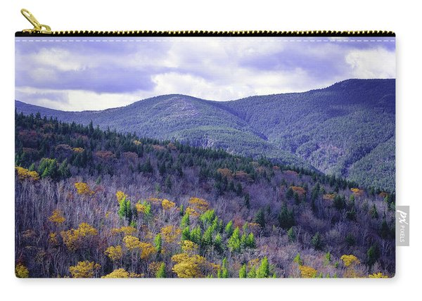 Fall In The White Mountains Carry-all Pouch