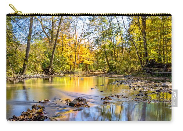 Fall In Wisconsin Carry-all Pouch