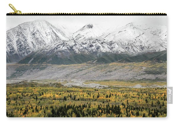 Fall In Wrangell - St. Elias Carry-all Pouch