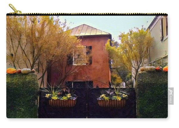 Fall Into Charleston Carry-all Pouch