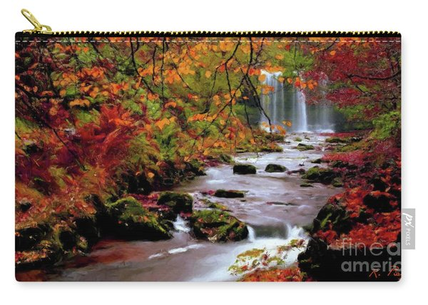Fall It's Here Carry-all Pouch