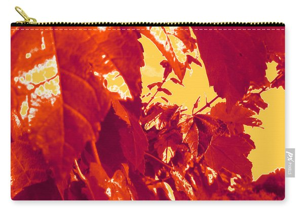 Fall Leaves #13 Carry-all Pouch