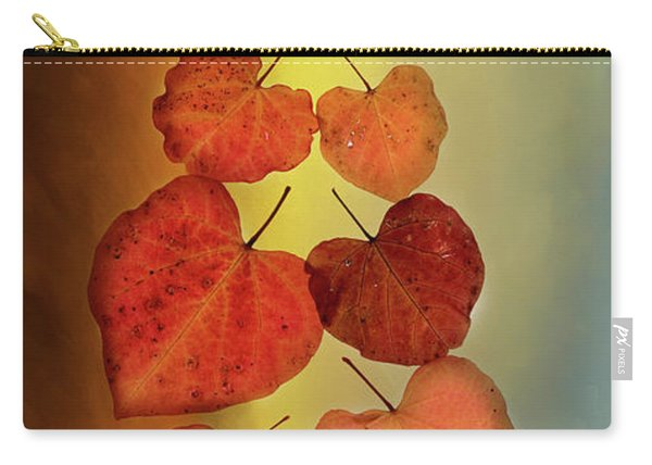 Fall Leaves #2 Carry-all Pouch