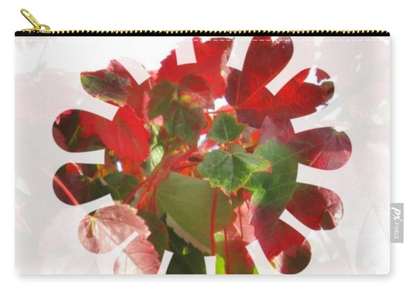 Fall Leaves #9 Carry-all Pouch