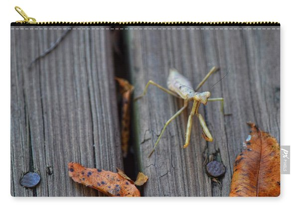Fall Mantis  Carry-all Pouch