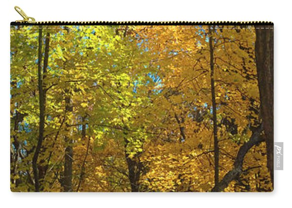 Fall Maples- Uw Arboretum  - Madison - Wisconsin Carry-all Pouch