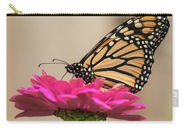 Fall Monarch 2016-4 Carry-all Pouch