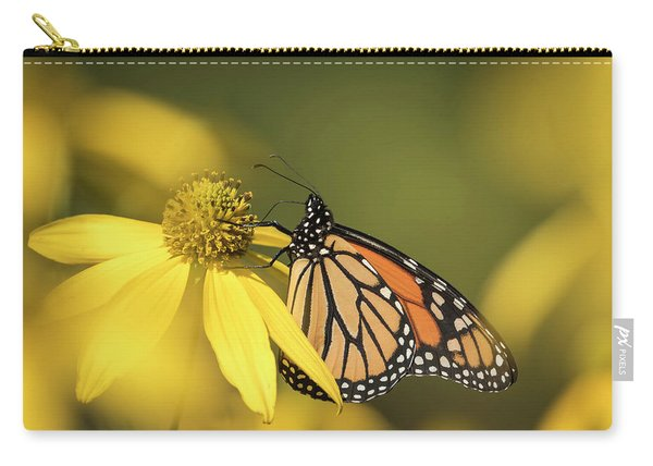 Fall Monarch 2016-5 Carry-all Pouch