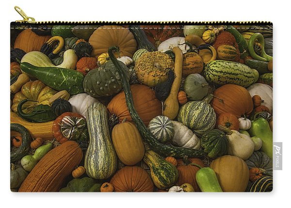 Fall Pile Carry-all Pouch