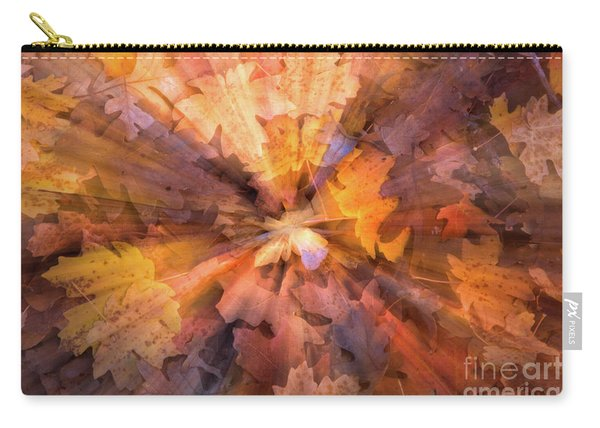 Fall Pizzaz Utah Adventure Landscape Photography By Kaylyn Franks Carry-all Pouch