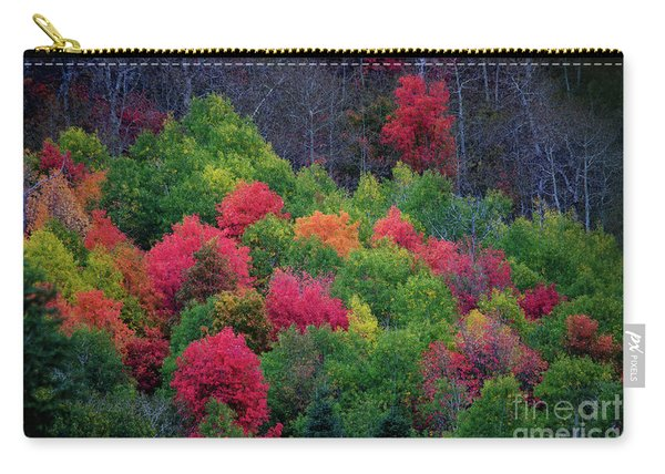Fall Poppers Carry-all Pouch