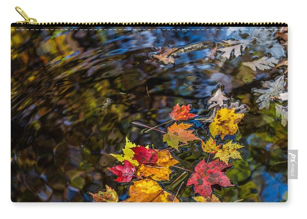 Fall Reflection - Pisgah National Forest Carry-all Pouch