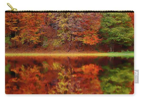 Fall Waters Carry-all Pouch