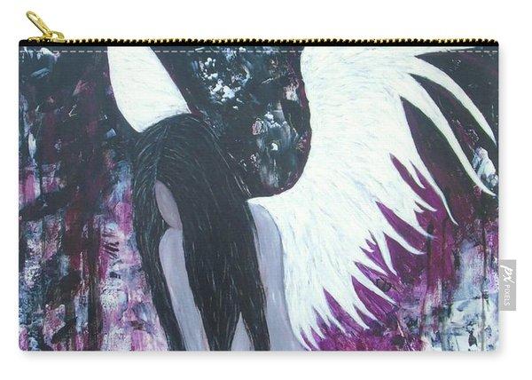 Fallen Angel Carry-all Pouch