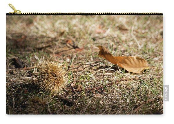 Fallen Chestnut Carry-all Pouch