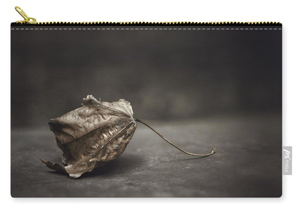 Fallen Leaf Carry-all Pouch