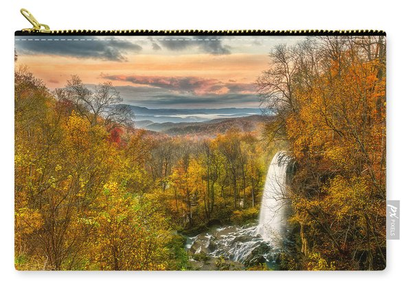 Falling Spring Falls Carry-all Pouch