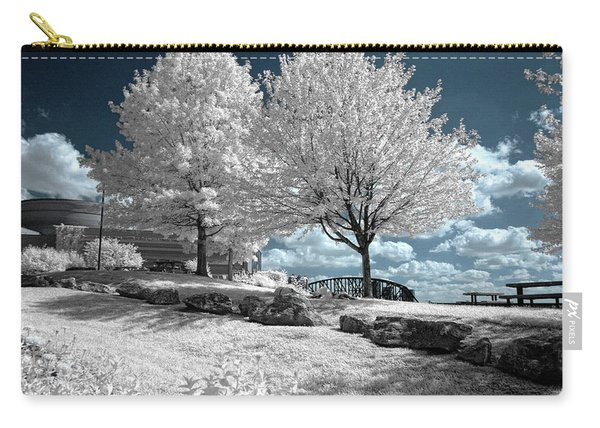 Falls Of The Ohio State Park Carry-all Pouch