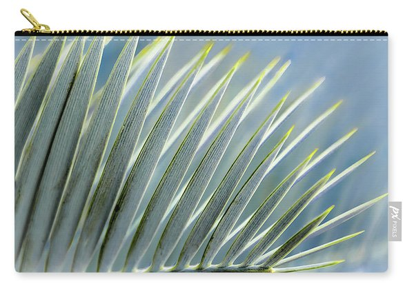 Fan Of Spikes Carry-all Pouch