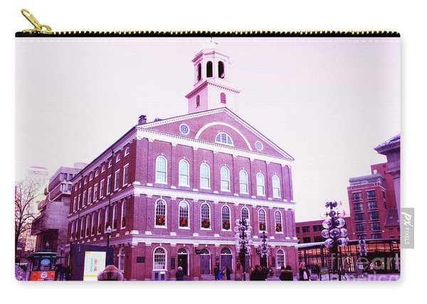 Faneuil Hall Carry-all Pouch
