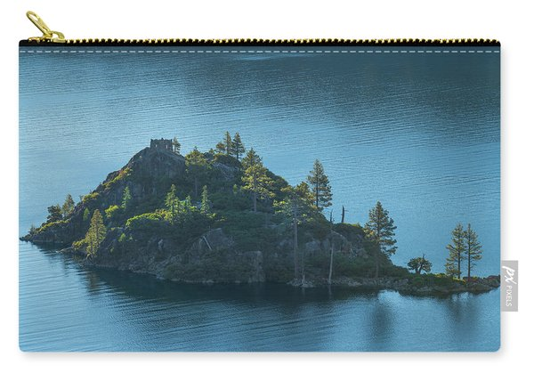 Fannette Island Carry-all Pouch