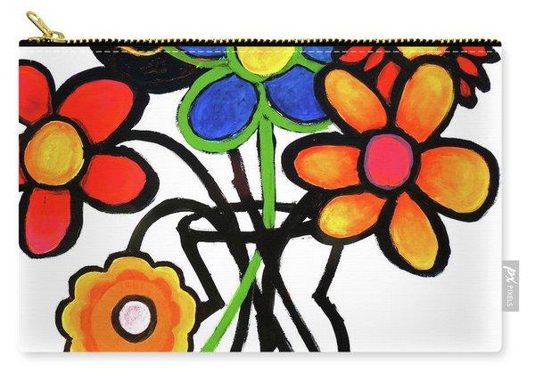 Fantastic Colour Carry-all Pouch