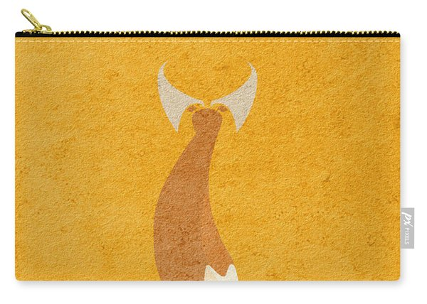 Fantastic Mr. Fox Carry-all Pouch
