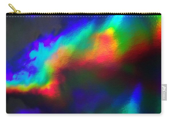 Heavenly Lights Carry-all Pouch