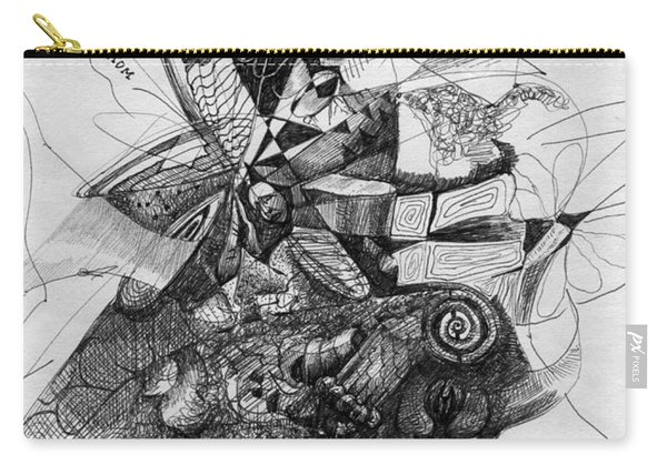 Fantasy Drawing 2 Carry-all Pouch