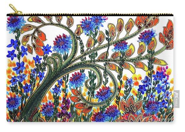 Fantasy Garden Carry-all Pouch