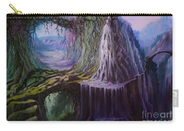 Fantasy Land Carry-all Pouch