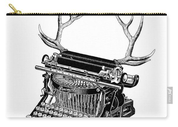 Fantasy Typewriter Carry-all Pouch