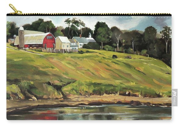 Farm At Four Corners Carry-all Pouch
