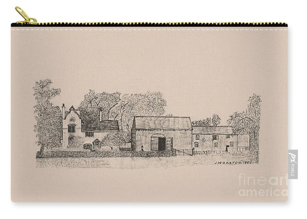 Farm Dwellings Carry-all Pouch