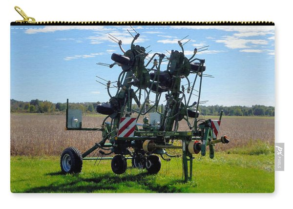 Farm Equipment 2 Carry-all Pouch