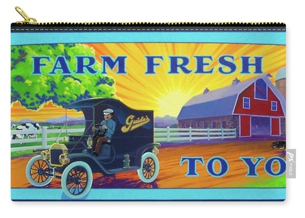 Farm Fresh To You  Carry-all Pouch