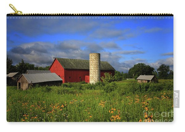 Farm Morning Carry-all Pouch